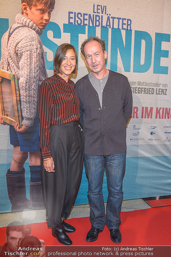 Kinopremiere ´Deutschstunde´ - Urania Kino Wien - Mo 30.09.2019 - Ulrich NOETHEN, Johanna WOKALEK17