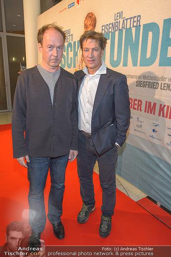 Kinopremiere ´Deutschstunde´ - Urania Kino Wien - Mo 30.09.2019 - Ulrich NOETHEN, Tobias MORETTI22