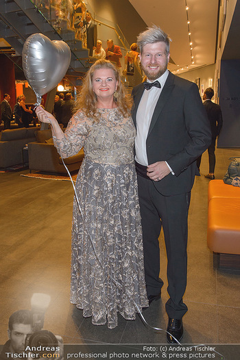 10 Jahre Style up your Life - Hotel Andaz am Belvedere Wien - Di 01.10.2019 - Ulrike BEIMPOLD, Camillo STEPANEK6
