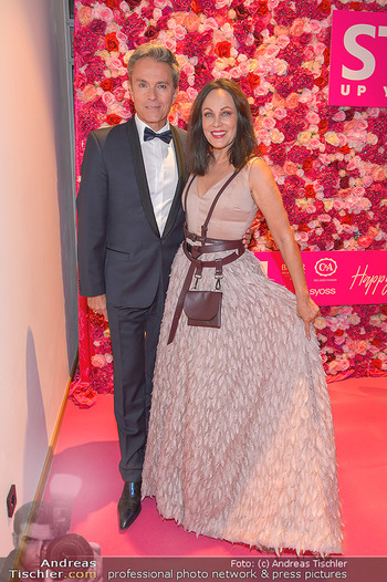 10 Jahre Style up your Life - Hotel Andaz am Belvedere Wien - Di 01.10.2019 - Sonja KIRCHBERGER, Alfons HAIDER13