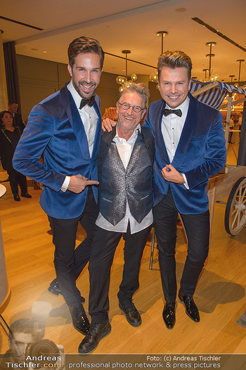 10 Jahre Style up your Life - Hotel Andaz am Belvedere Wien - Di 01.10.2019 - Michael LAMERANER, Adi WEISS, Martin SEMMELROGGE29