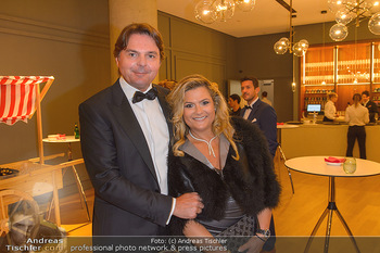 10 Jahre Style up your Life - Hotel Andaz am Belvedere Wien - Di 01.10.2019 - Andrea und Thomas BOCAN50