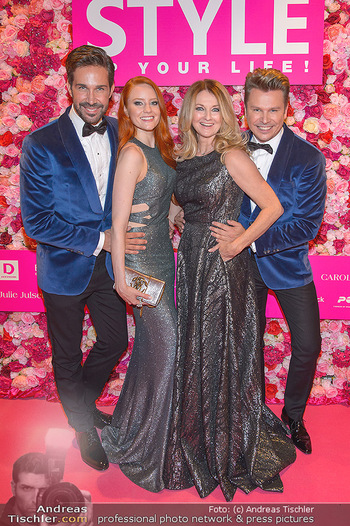 10 Jahre Style up your Life - Hotel Andaz am Belvedere Wien - Di 01.10.2019 - Frauke LUDOWIG, Adi WEISS, Michael LAMERANER, Barbara MAIER77
