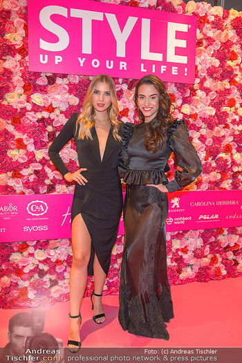 10 Jahre Style up your Life - Hotel Andaz am Belvedere Wien - Di 01.10.2019 - Dragana STANKOVIC, Kimberly BUDINSKY83