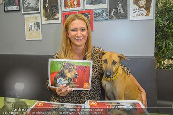 Tierschutzgala - Theater Akzent, Wien - Di 01.10.2019 - Angelika NIEDETZKY mit ihrem Hund Maya4