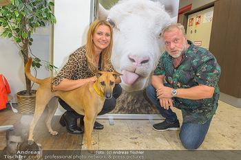 Tierschutzgala - Theater Akzent, Wien - Di 01.10.2019 - Reinhard NOWAK, Angelika NIEDETZKY14