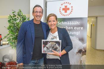 Tierschutzgala - Theater Akzent, Wien - Di 01.10.2019 - Monica WEINZETTL, Viktor GERNOT19