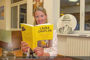 Laura Chaplin für die Caritas - Theater Akzent, Wien - Mi 02.10.2019 - Laura CHAPLIN7