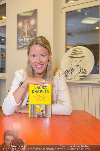 Laura Chaplin für die Caritas - Theater Akzent, Wien - Mi 02.10.2019 - Laura CHAPLIN8