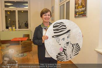 Laura Chaplin für die Caritas - Theater Akzent, Wien - Mi 02.10.2019 - Laura CHAPLIN, Doris SCHMIDAUER11