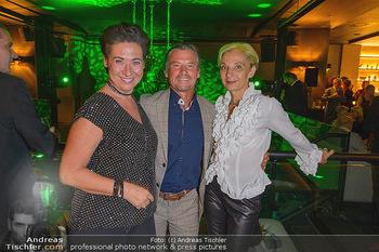VIP Opening - Calea Dinner Club - Mi 02.10.2019 - Andrea HÄNDLER, Eva BILLESICH, Frenkie SCHINKELS1