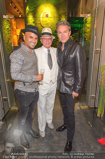 VIP Opening - Calea Dinner Club - Mi 02.10.2019 - Eric PAPILAYA, Louie AUSTEN, Alfons HAIDER11