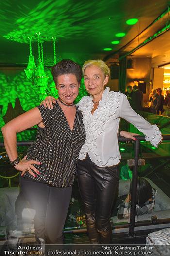 VIP Opening - Calea Dinner Club - Mi 02.10.2019 - Andrea HÄNDLER, Eva BILLESICH21