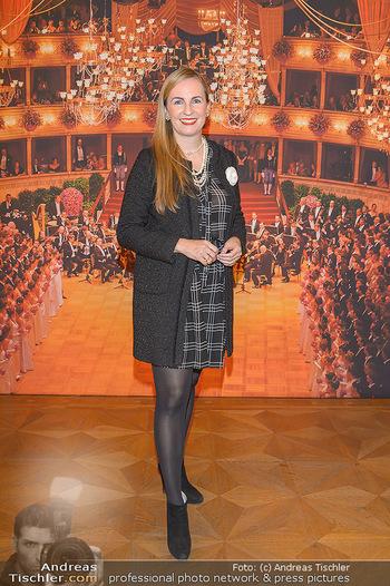 Vortanzen für den Opernball 2020 - Wiener Staatsoper - Sa 05.10.2019 - Maria GROßBAUER (GROSSBAUER)2