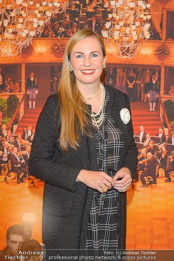 Vortanzen für den Opernball 2020 - Wiener Staatsoper - Sa 05.10.2019 - Maria GROßBAUER (GROSSBAUER) (Portrait)3