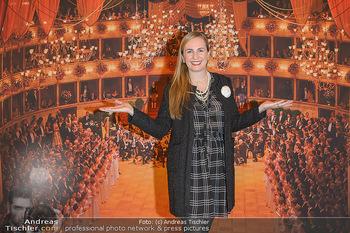 Vortanzen für den Opernball 2020 - Wiener Staatsoper - Sa 05.10.2019 - Maria GROßBAUER (GROSSBAUER)4