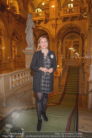 Vortanzen für den Opernball 2020 - Wiener Staatsoper - Sa 05.10.2019 - Maria GROßBAUER (GROSSBAUER)9