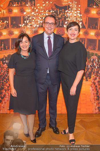 Vortanzen für den Opernball 2020 - Wiener Staatsoper - Sa 05.10.2019 - Birgit BERTHOLD-KREMSER, Niki VENTURINI, Margaret PLUMMER20