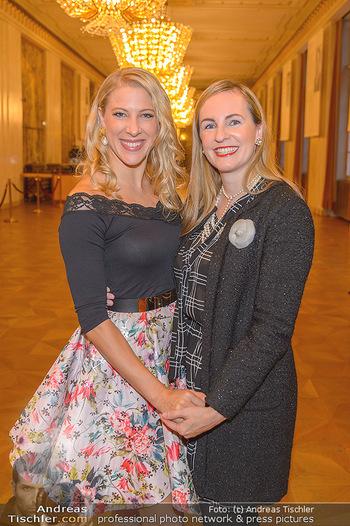 Vortanzen für den Opernball 2020 - Wiener Staatsoper - Sa 05.10.2019 - Maria GROßBAUER (GROSSBAUER), Maria SANTNER21