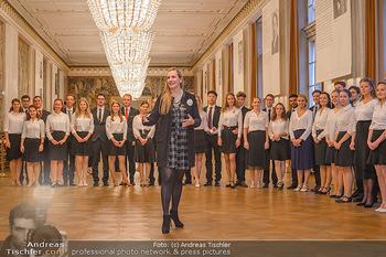 Vortanzen für den Opernball 2020 - Wiener Staatsoper - Sa 05.10.2019 - Maria GROßBAUER (GROSSBAUER), Debüdanten29