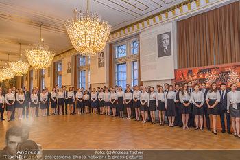 Vortanzen für den Opernball 2020 - Wiener Staatsoper - Sa 05.10.2019 - Debüdanten32