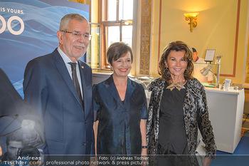 200 Jahre Erste Bank - Musikverein Wien - So 06.10.2019 - Alexander VAN DER BELLEN, Doris SCHMIDAUER, Brigitte BIERLEIN1