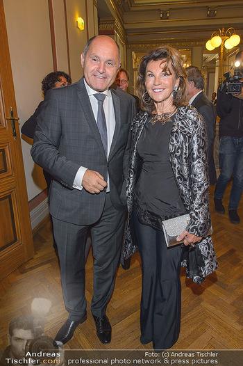 200 Jahre Erste Bank - Musikverein Wien - So 06.10.2019 - Brigitte BIERLEIN, Wolfgang SOBOTKA14