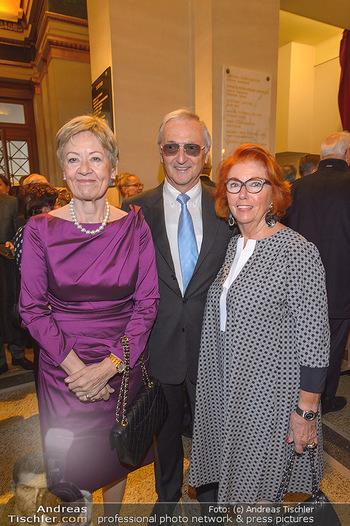 200 Jahre Erste Bank - Musikverein Wien - So 06.10.2019 - Karl und Johanna KOLARIK, Inge KLINGOHR19