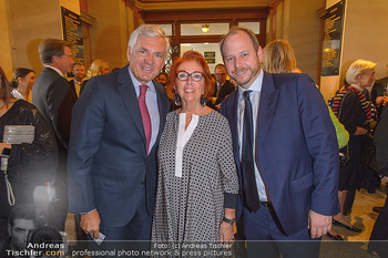 200 Jahre Erste Bank - Musikverein Wien - So 06.10.2019 - Ronny LEUTGEB, Inge KLINGOHR, Niki KLINKOHR21