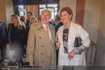 200 Jahre Erste Bank - Musikverein Wien - So 06.10.2019 - Ewald NOWOTNY, Bettina GLATZ-KREMSNER23