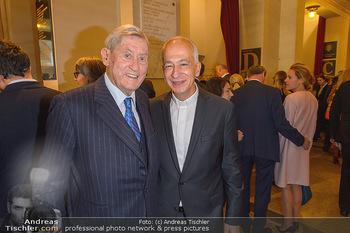 200 Jahre Erste Bank - Musikverein Wien - So 06.10.2019 - Hannes ANDROSCH, Michael LANDAU24