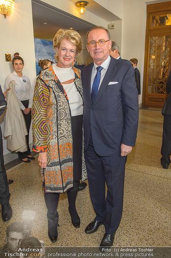 200 Jahre Erste Bank - Musikverein Wien - So 06.10.2019 - Othmar und Christa KARAS-WALDHEIM27