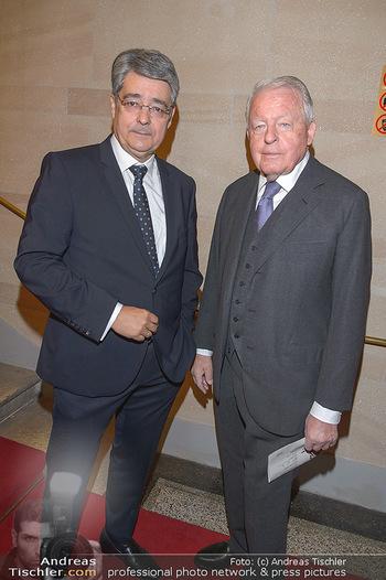200 Jahre Erste Bank - Musikverein Wien - So 06.10.2019 - Wolfgang HESOUN, Franz VRANITZKY28