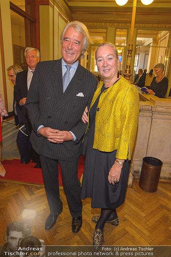 200 Jahre Erste Bank - Musikverein Wien - So 06.10.2019 - Agnes und Peter HUSSLEIN30