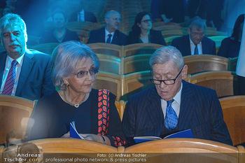 200 Jahre Erste Bank - Musikverein Wien - So 06.10.2019 - Hannes und Brigitte ANDROSCH32