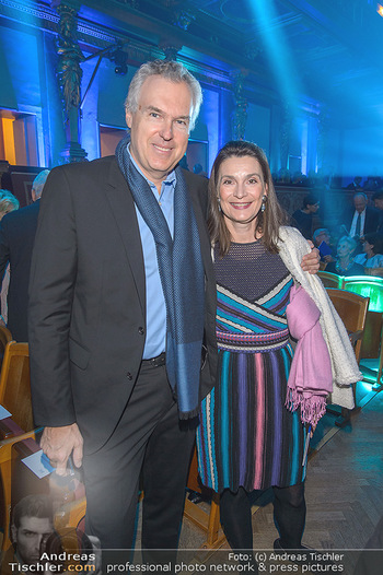 200 Jahre Erste Bank - Musikverein Wien - So 06.10.2019 - Christoph und Karin THUN-HOHENSTEIN35