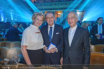 200 Jahre Erste Bank - Musikverein Wien - So 06.10.2019 - Othmar und Christa KARAS-WALDHEIM, Michael LANDAU37