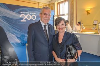200 Jahre Erste Bank - Musikverein Wien - So 06.10.2019 - Alexander VAN DER BELLEN, Doris SCHMIDAUER44