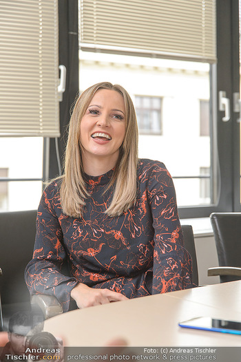 Melissa Naschenweng Interview - Sony Music, Wien - Mi 09.10.2019 - Melissa NASCHENWENG3