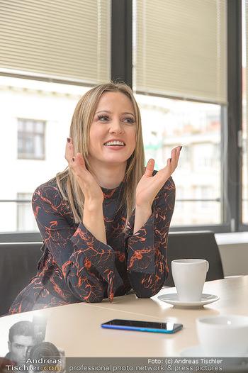 Melissa Naschenweng Interview - Sony Music, Wien - Mi 09.10.2019 - Melissa NASCHENWENG5