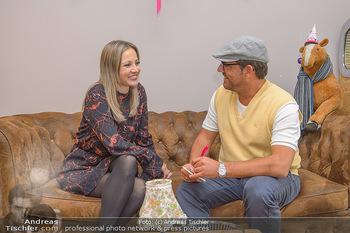 Melissa Naschenweng Interview - Sony Music, Wien - Mi 09.10.2019 - Melissa NASCHENWENG wird interviewt von Christian SINEMUS7