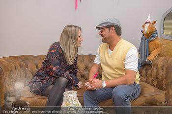 Melissa Naschenweng Interview - Sony Music, Wien - Mi 09.10.2019 - Melissa NASCHENWENG wird interviewt von Christian SINEMUS8
