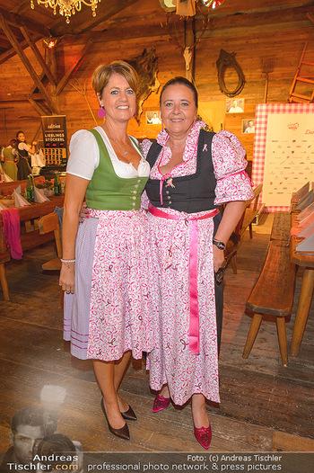 Damenwiesn - Wiener Wiesn, Wien - Do 10.10.2019 - Doris KIEFHABER, Martina LÖWE3