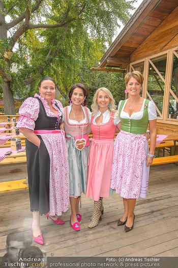 Damenwiesn - Wiener Wiesn, Wien - Do 10.10.2019 - Doris KIEFHABER, Martina LÖWE, Sonja KATO-MAILATH-POKORNY, Usch4