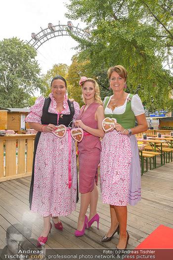 Damenwiesn - Wiener Wiesn, Wien - Do 10.10.2019 - Silvia SCHNEIDER, Doris KIEFHABER, Martina LÖWE8