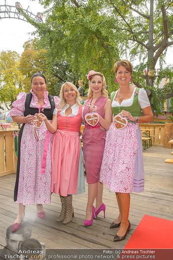 Damenwiesn - Wiener Wiesn, Wien - Do 10.10.2019 - Silvia SCHNEIDER, Doris KIEFHABER, Martina LÖWE, Uschi FELLNER9