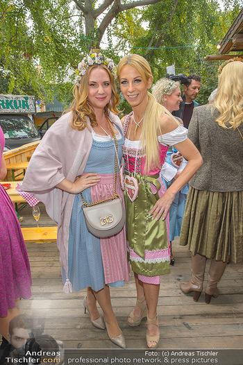 Damenwiesn - Wiener Wiesn, Wien - Do 10.10.2019 - Silvia SCHNEIDER, Yvonne RUEFF15
