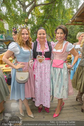 Damenwiesn - Wiener Wiesn, Wien - Do 10.10.2019 - Doris KIEFHABER, Sonja KATO-MAILATH-POKORNY, Niki OSL16