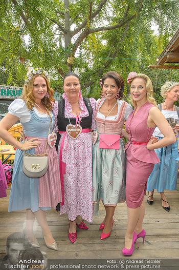 Damenwiesn - Wiener Wiesn, Wien - Do 10.10.2019 - Silvia SCHNEIDER, Doris KIEFHABER, Niki OSL, Sonja KATO-MAILATH-17