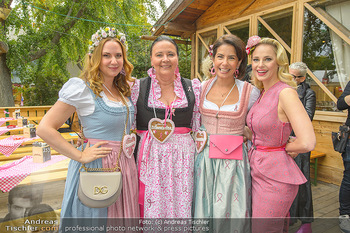 Damenwiesn - Wiener Wiesn, Wien - Do 10.10.2019 - Silvia SCHNEIDER, Doris KIEFHABER, Niki OSL, Sonja KATO-MAILATH-18